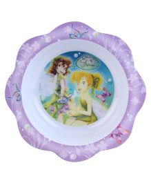 Disney Fairies Flower Bowl - Purple