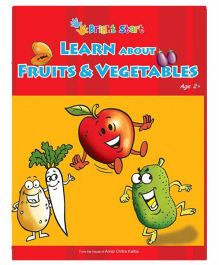Learn About Fruits & Vegetables - English