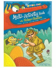 Multi Activity Book With Shikari Shambu - English