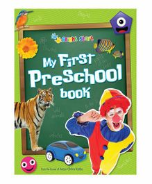 My First Preschool Book - English