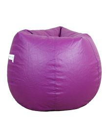 Orka Bean Bag Cover Purple - Large