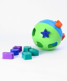 Ratnas Puzzle Ball (Color May Vary)