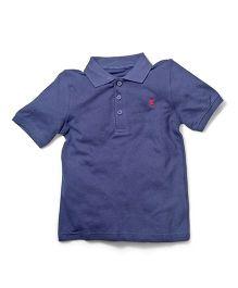 Mothercare Half Sleeves T-Shirt - Navy