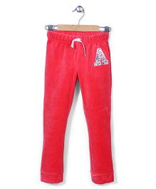 Mothercare Full Length Jogger - Red