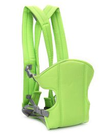 One Way Baby Carrier With Padded Straps - Green