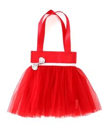 Li'll Pumpkins Tutu Bag - Red