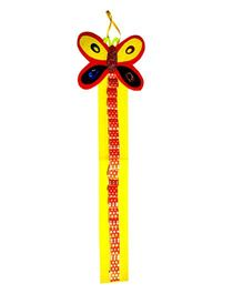 Li'll Pumpkins Hair Band Holder - Yellow