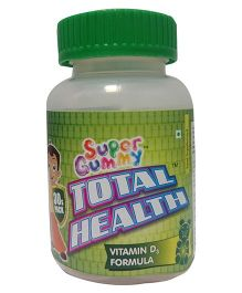 Super Gummy Total Health Vitamin D3 - 30 Pieces