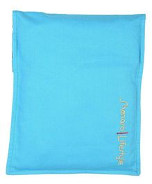Shenaro Wheatty Bag - Sky Blue