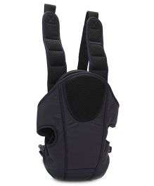 Three Way Baby Carrier - Black