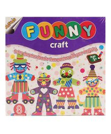 Ratnas Funny Craft Monster Kit