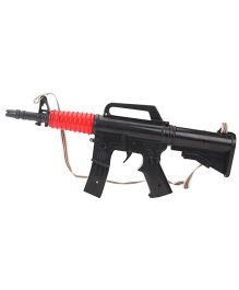 Anmol Spark Machine Gun - Red And Black