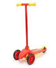 Little Tikes Lean to Turn Scooter - Red & Yellow