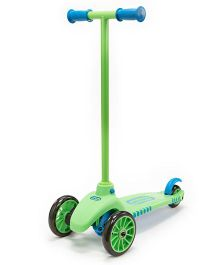 Little Tikes Lean to Turn Scooter - Blue & Green