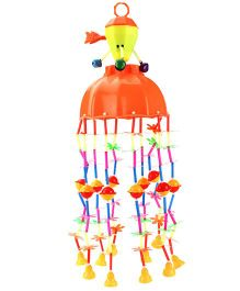 Ratnas Merry Go Round Cot Mobile (Colors May Vary)