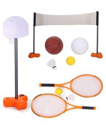 Hamleys Moov'ngo Multisports Set - Orange