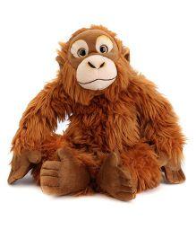 Hamleys Orangutan Soft Toy - 28 cm