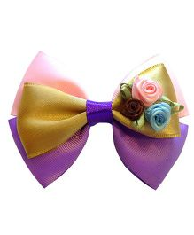 Keira's Pretties Princess Bow Hair Pin - Multicolour