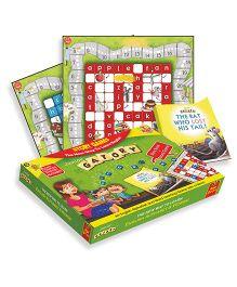 MadRat Games Gatory Jr Board Game
