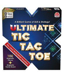 MadRat Games Ultimate Tic Tac Toe Board Game