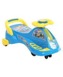 Hot Wheels Twister - Blue And Yellow
