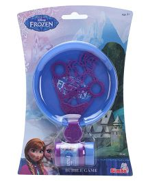 Disney Frozen Bubble Game - Blue