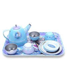 Smoby Disney Frozen Tea Set - Blue