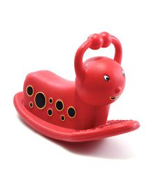 Playgro Toys Honeybee Rocker Red - PGS-410 (color may vary)