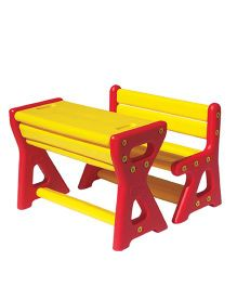Playgro Toys Intellect Desk Yellow & Red - PGS-515