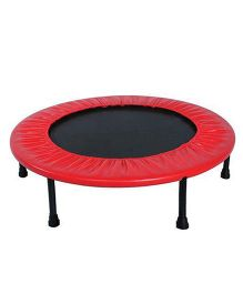 Playgro Toys Trampoline 36 Inches Red - PGS-536 (color may vary)