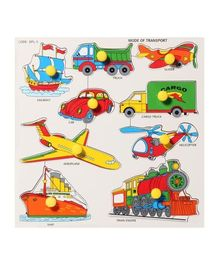 Mode of Transport Wooden  Puzzles