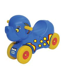 Playgro Toys Jumbo Pull N Scoot Ride On Blue - PGS-706 (color may vary)