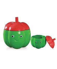 Playgro Toys Tomato Toy Box Red & Green - PGS-901