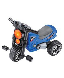 Playgro Toys Moto Trike Blue & Black - PGS-787 (color may vary)