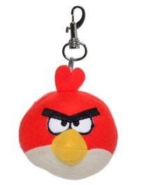 Angry Bird - Angry Red Bird Key Chain