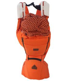 3 Way Baby Carrier - Orange