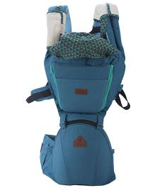 3 Way Baby Carrier - Blue