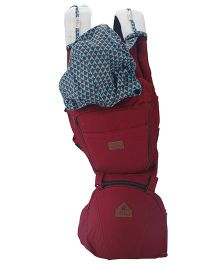 3 Way Baby Carrier - Maroon