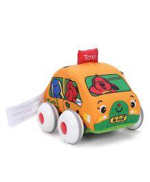 K's Kids Pull Back Auto - Orange