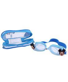 Disney Mickey Swimming Goggles - Blue