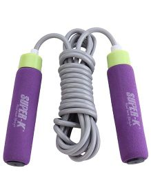 Super K Jump Rope - Purple