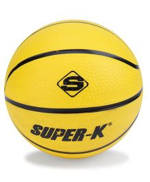 Super-K Basketball - Yellow