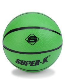 Super - K Basketball - Green