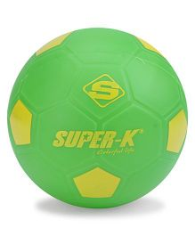 Super-K Football - Green