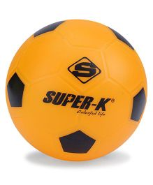 Super-K Foot Ball - Orange
