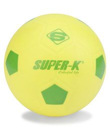Super-K Football - Yellow