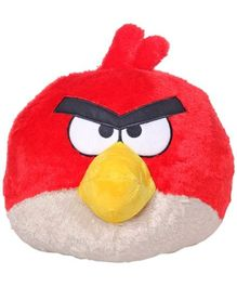 Angry Birds Red Bird Plush Toy - 35 cm