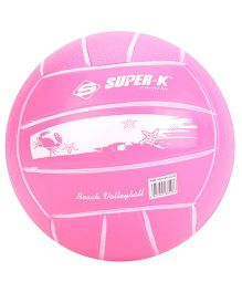 Super-K Beach Ball - Dark Pink