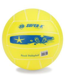 Super-K Beach Ball - Yellow