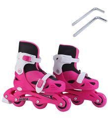 Super K In Line Skates - Pink